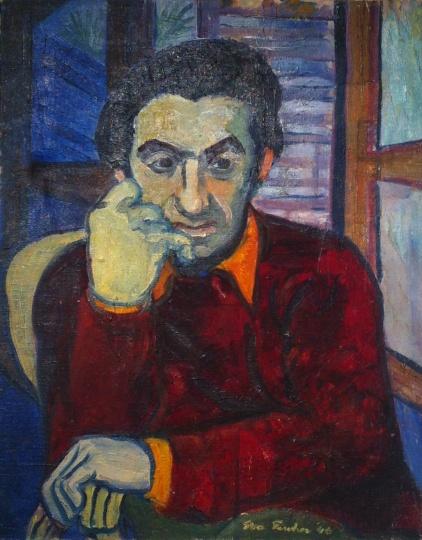 Fischer, Eva: Portrait of Amerigo Tot
