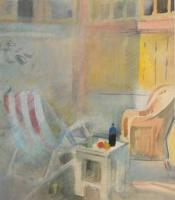 Csebi-Pogány, István: Silent chair
