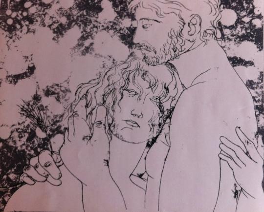 Amerigo Tot: The couple