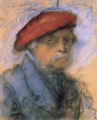 Rippl-Rónai, József: Self portrait