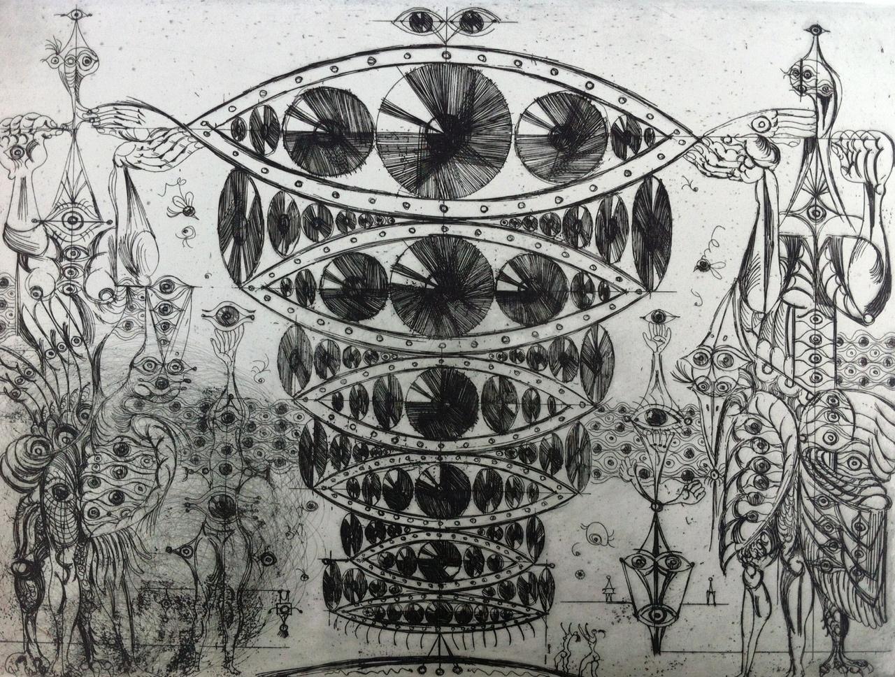 Hincz, Gyula: Eye of the world