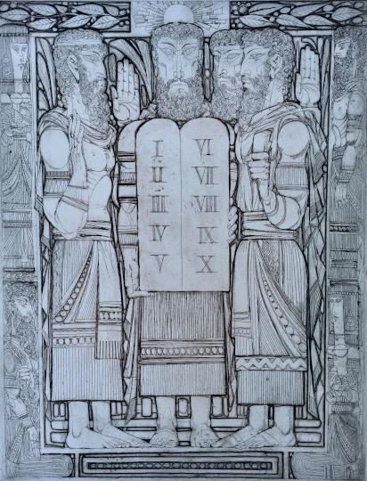 Kass János: Képek az Ótestamentumból I