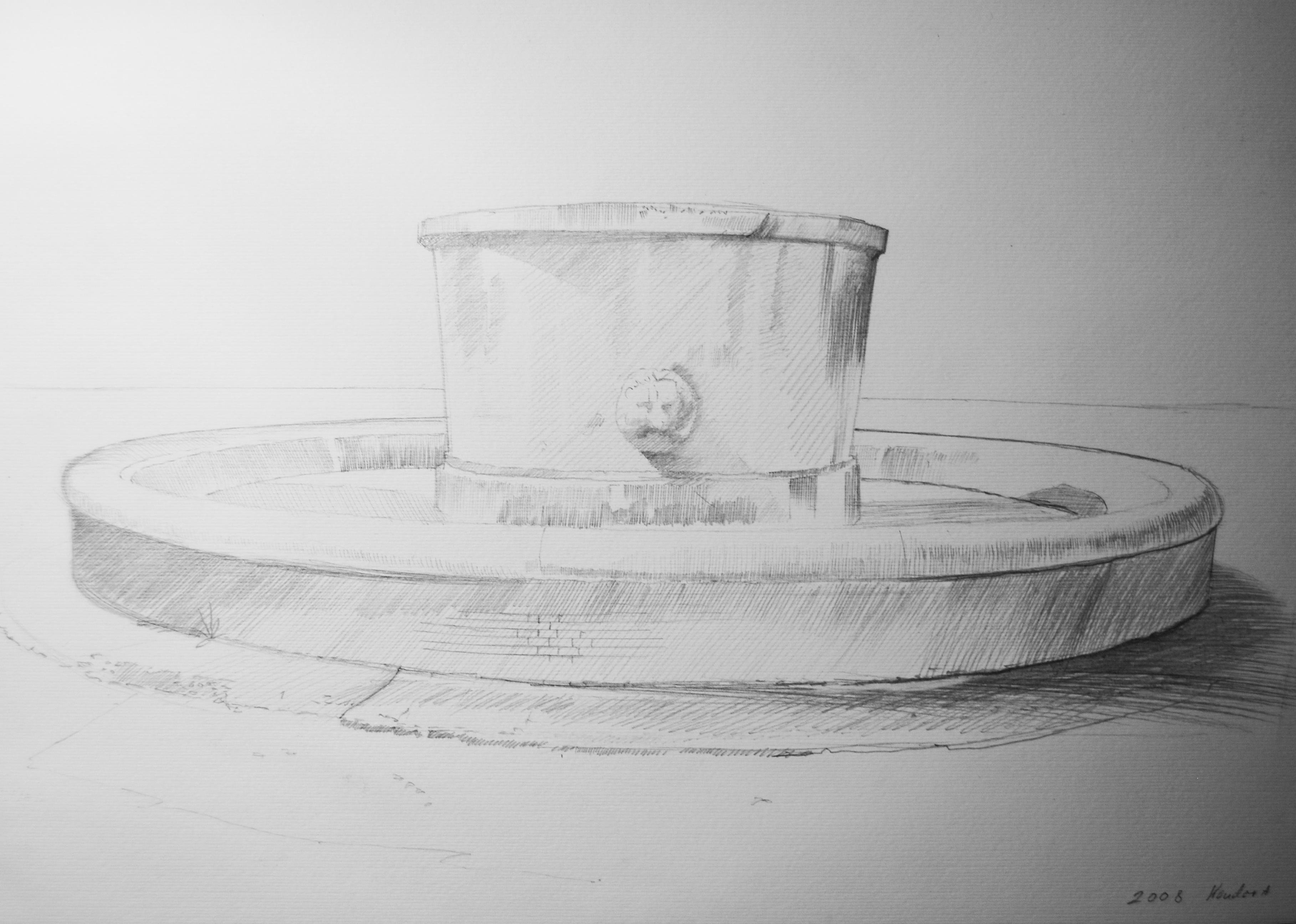 Kondor, Attila: Trockener Brunnen