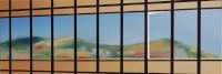 Kondor Attila: Individuáció (Ablakban tükröződő hegy III.)