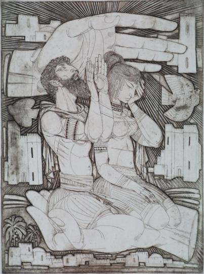 Kass, János: Bilder aus dem Alten Testament VIII.