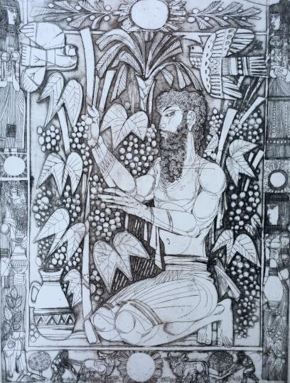 Kass, János: Bilder aus dem Alten Testament X.