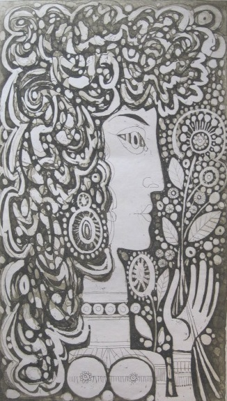 Kass, János: The Flower