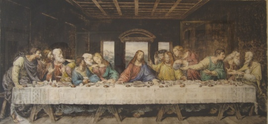Prihoda, István: The last supper
