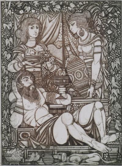 Kass, János: Bilder aus dem Alten Testament