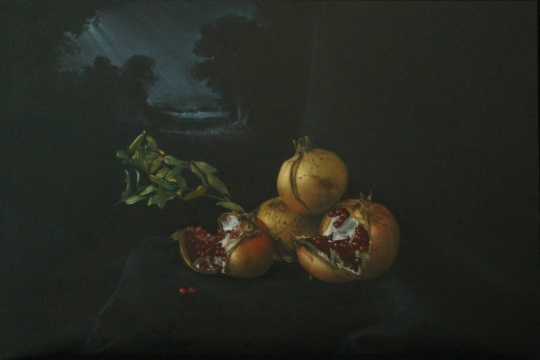 Luciano Longo: Pomegranates
