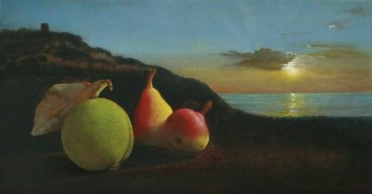 Luciano Longo: Natura in posa
