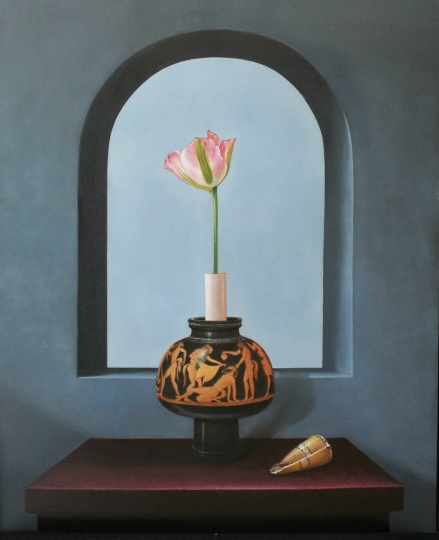 Luciano Longo: The tulip