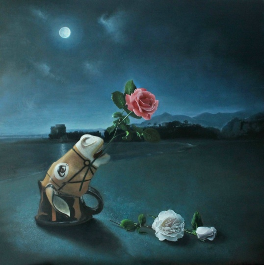 Luciano Longo: Apuleio. Lucio and the roses