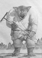 Kovács, Tamás: The King of the Monkeys XXVI (Wu Cheng'en)