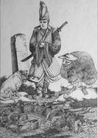 Kovács, Tamás: The King of the Monkeys XXIII