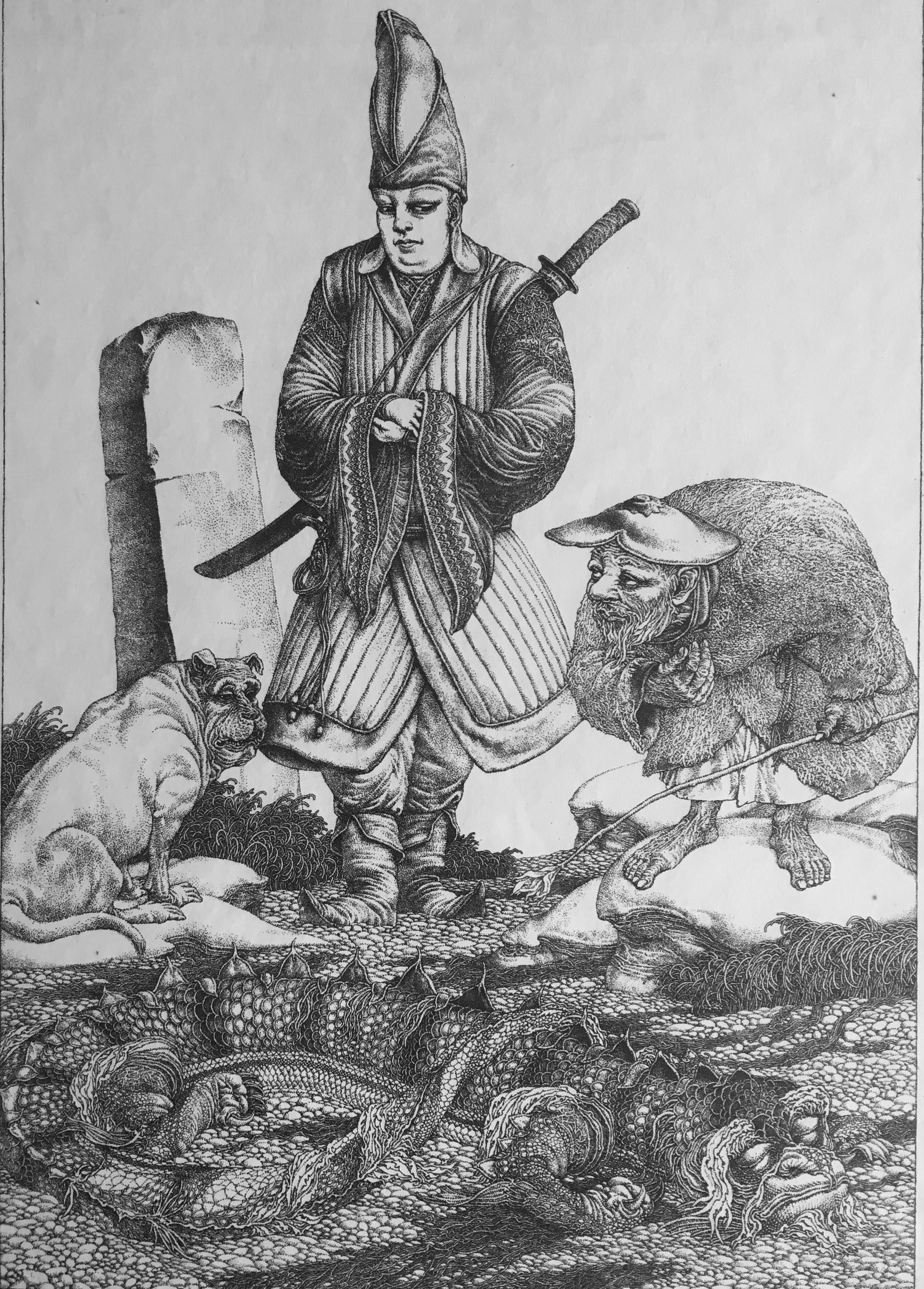 Kovács, Tamás: Die Geschichte des Affenkönigs XXIII