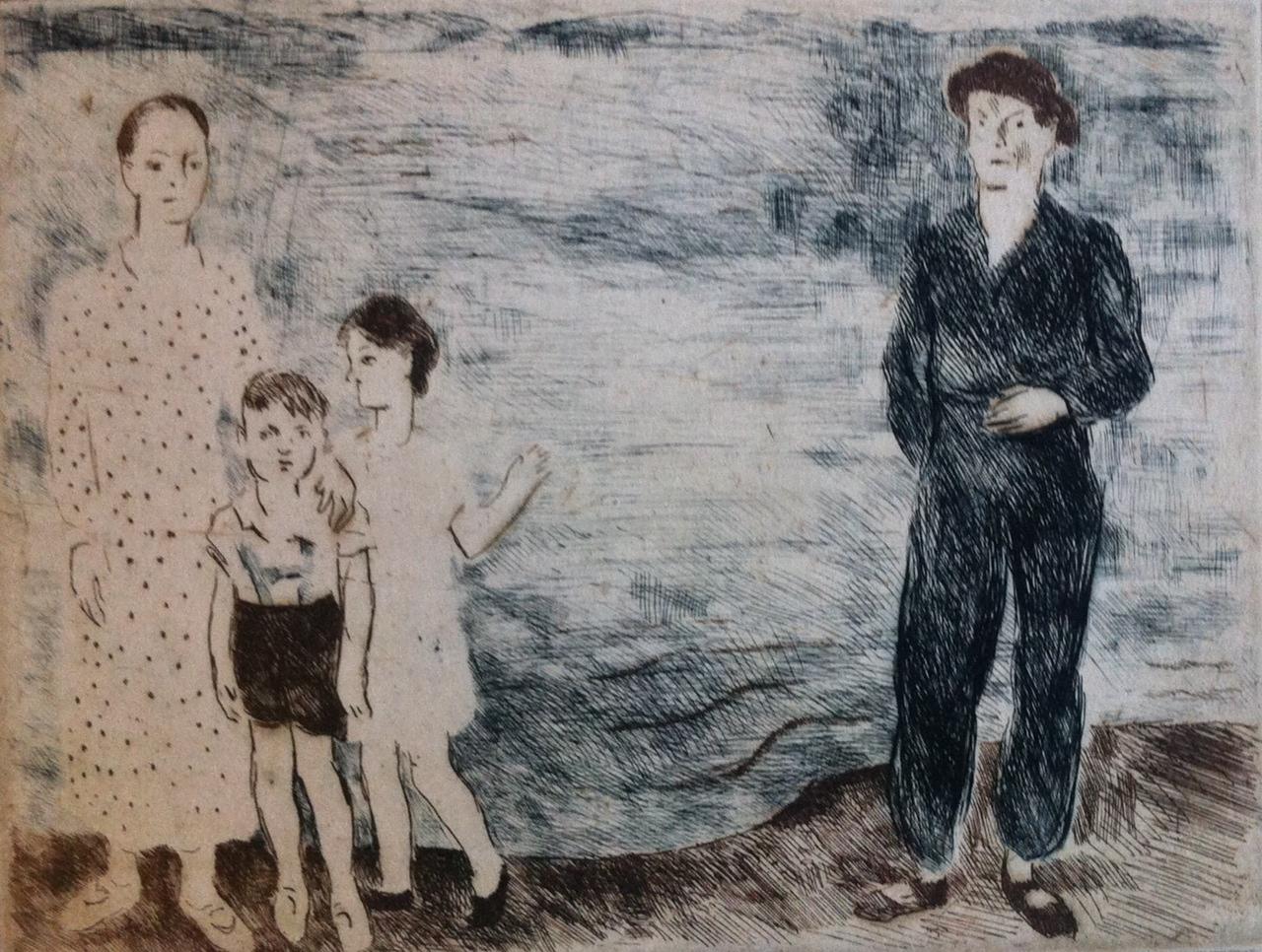 Szőnyi István: A család