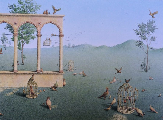 Artner Margit: Az elhagyott madárpiac