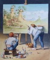 Artner Margit: A nagy vászon