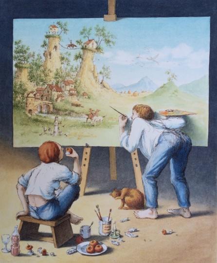 Artner, Margit: Die grosse Leinwand