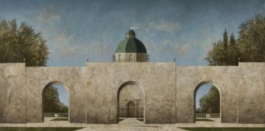 Kapor Ana: A templom