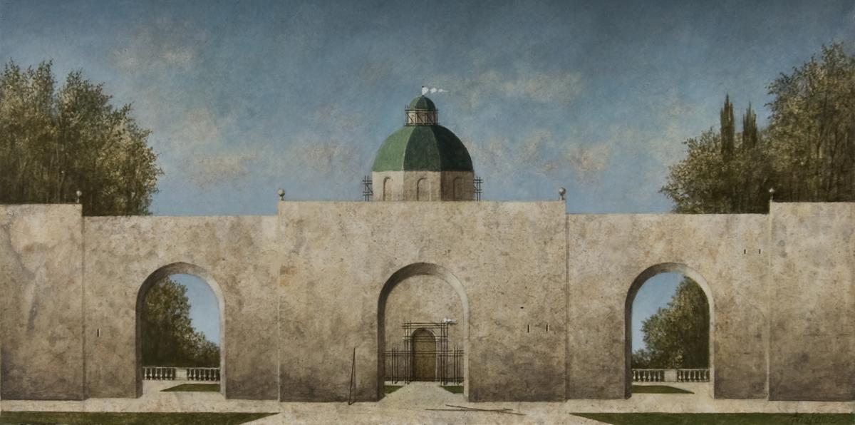 Kapor Ana: Die Kirche