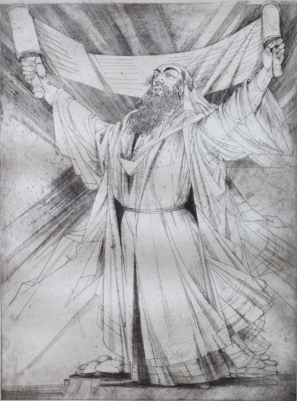 Kass, János: Jewish feasts: Shavuot