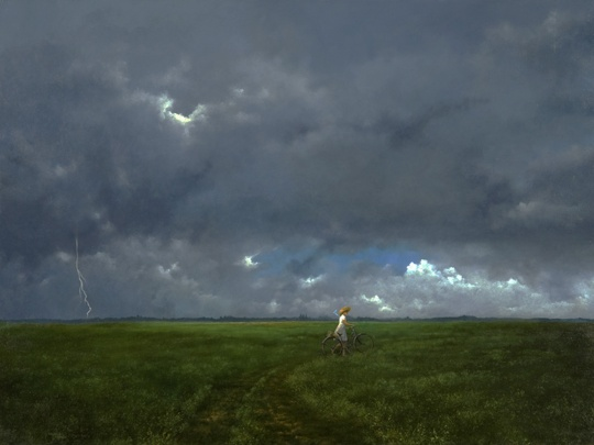 Pajevic, Vladimir: The Oncoming Storm