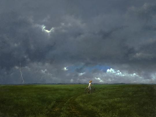 Pajevic Vladimir: Váratlan vihar