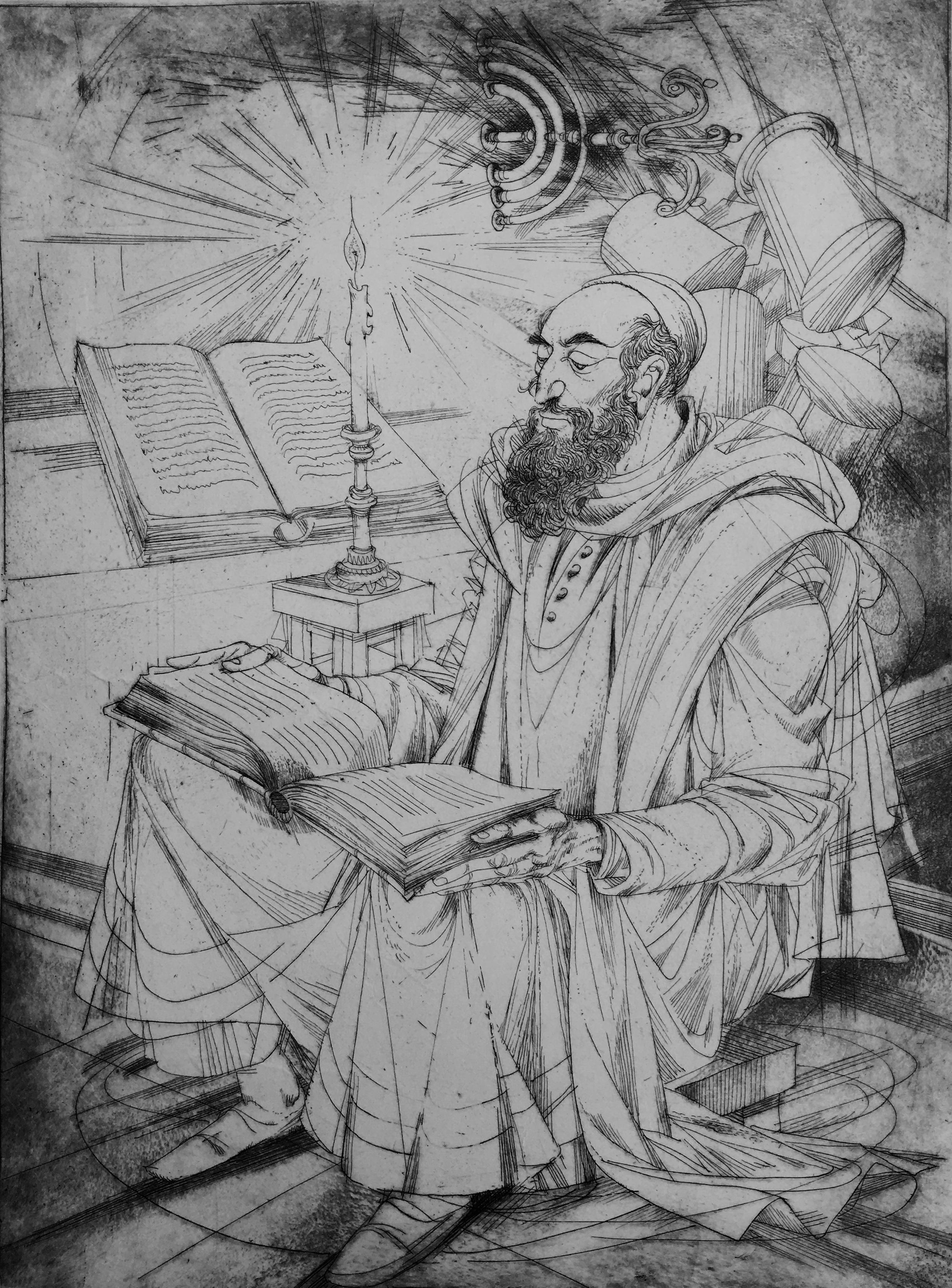 Kass, János: Jewish feasts: Tisha B'Av