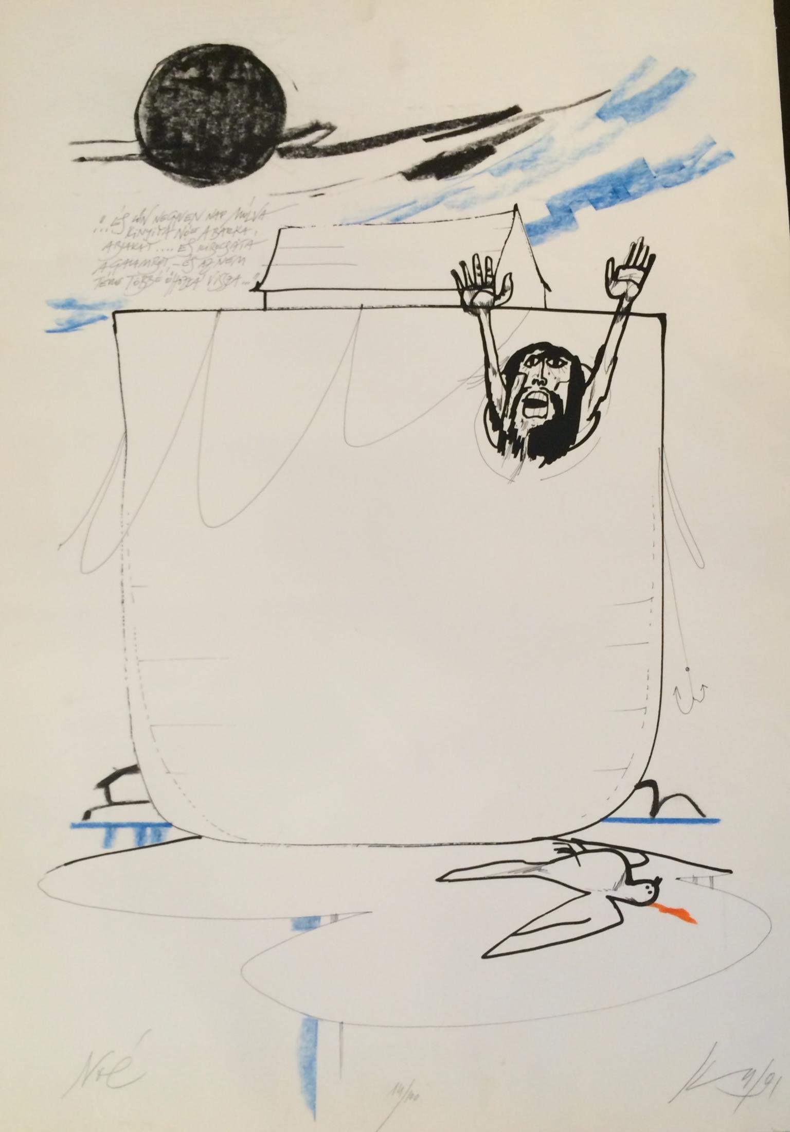 Kass János: Noé bárkája
