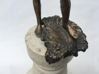 Varga, Imre: David and Goliath