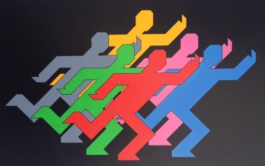 Victor Vasarely: Perspektíva