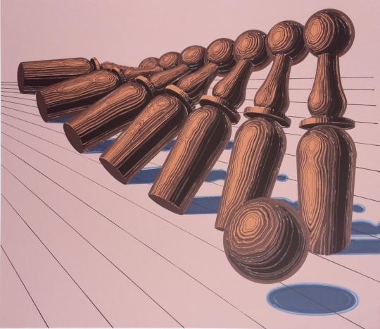 Victor Vasarely: Kugli