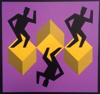 Victor Vasarely: Hódolat a mozgásnak