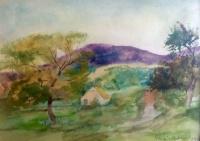 Szabó, Vladimir: Countryside idyll