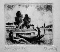 Kmetty, János: Donauufer