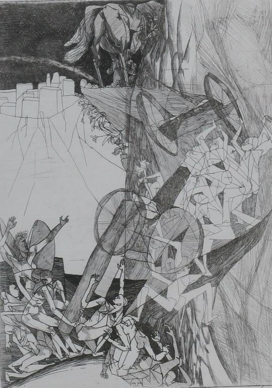 Kondor, Béla: Cannondragers