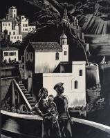 Gáborjáni Szabó Kálmán: Amalfii család