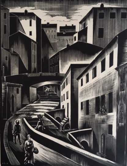 Gáborjáni Szabó Kálmán: Perugia aquincum
