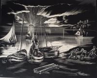 Kálmán Gáborjáni, Szabó: Adriatisches Meer