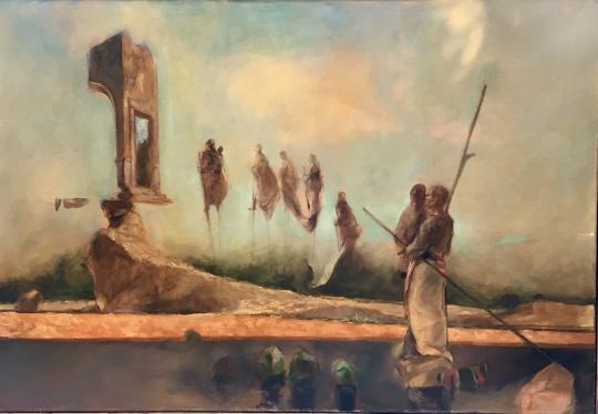 Incze Mózes: A menet
