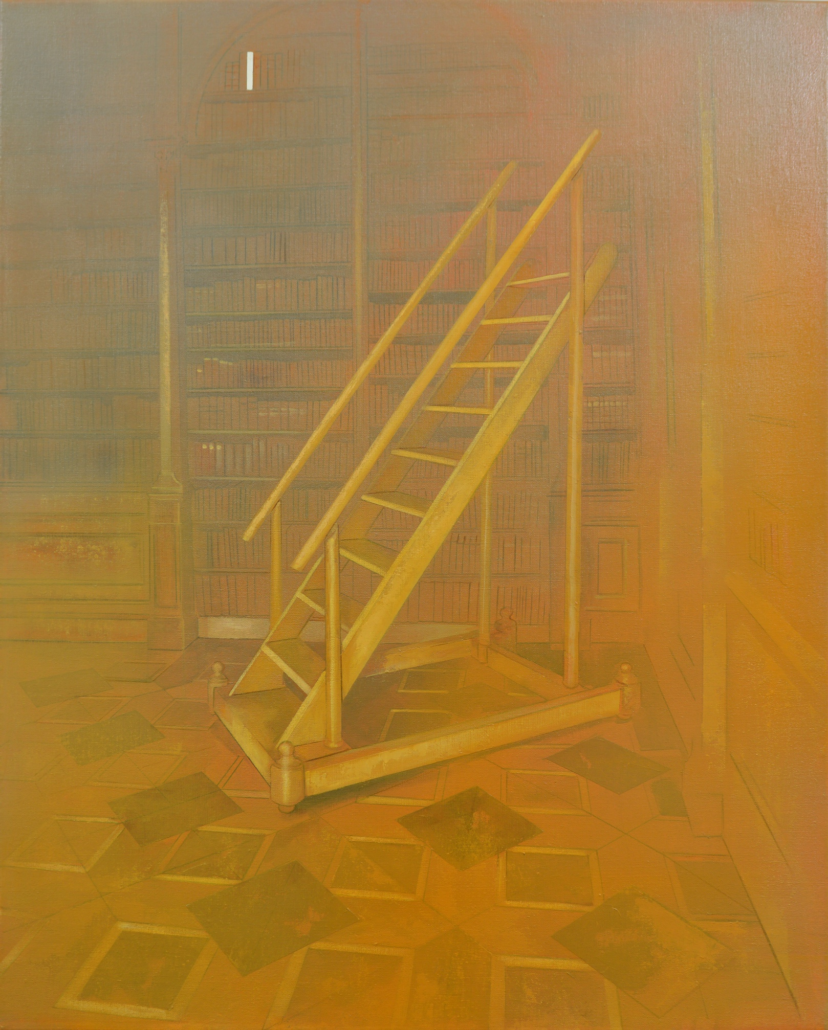 Kondor, Attila: Bibliothek