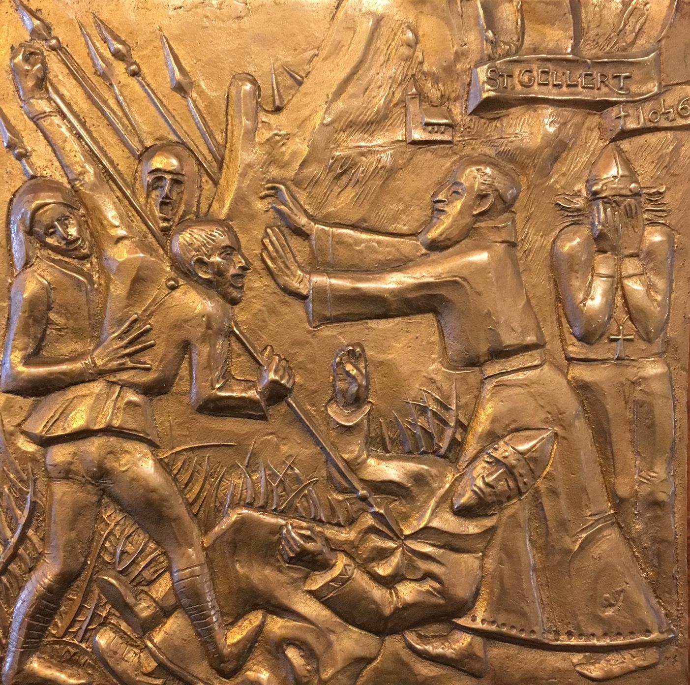 Kő Pál: St. Gellért