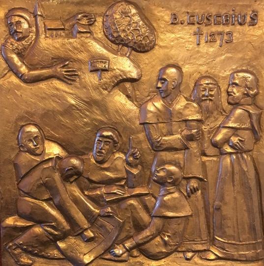 Kő Pál: Boldog Eusebius
