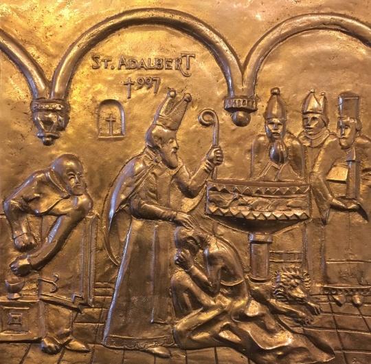 Kő Pál: St. Adalbert