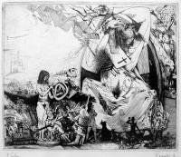 Kondor, Béla: Temptation of Saint Anthony