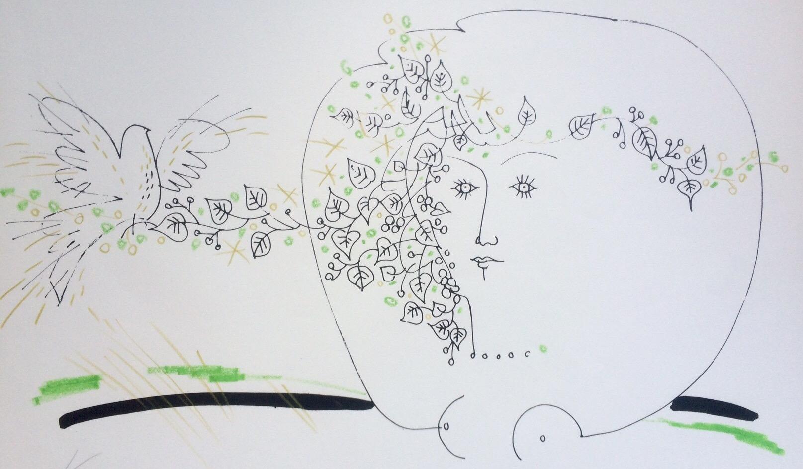 Kass János: Virág