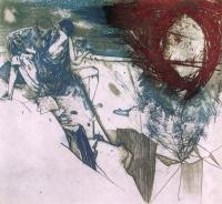 Kondor Béla: Illusztráció William Blake verseihez