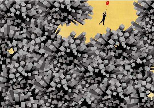 Marco Veronese: Szökés
